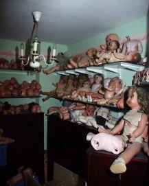 Puppenklinik Köln - Lager